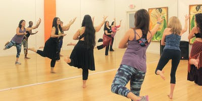 Bollywood Dance Class (6:30pm) | Belly Motions World Dance Studio