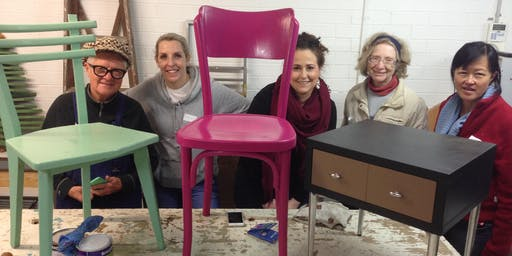 Furniture Painting Workshop - 22 June 2019
