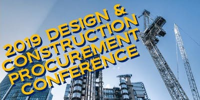 2019 SAN DIEGO - DESIGN & CONSTRUCTION PROCUREMENT CONFERENCE