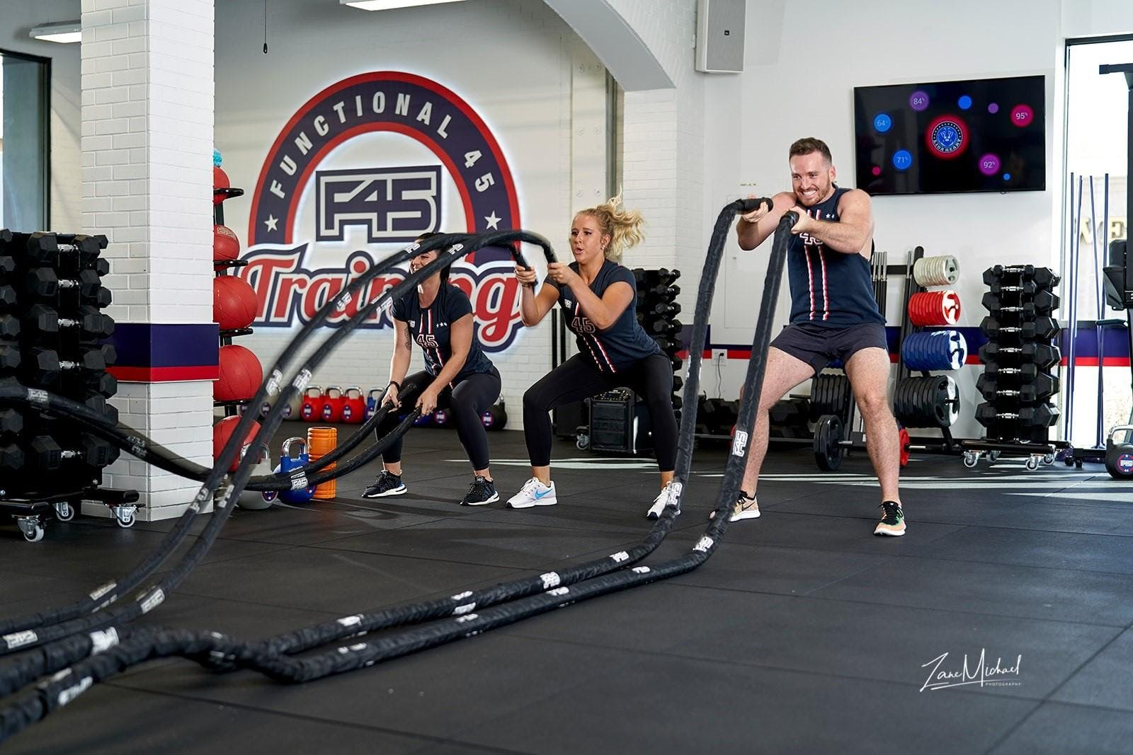 F45 Bootcamp and Bloody Mary's