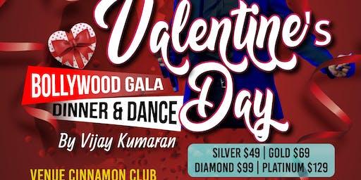 情人节宝莱坞晚宴和舞会