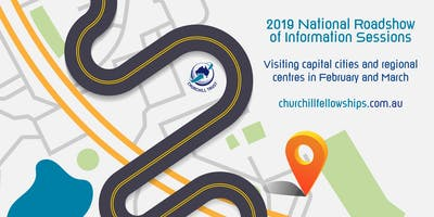 Alice Springs Churchill Fellowship Information Session