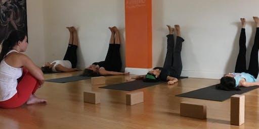 Yoga for Dancers (9am) | Belly Motions World Dance Studio