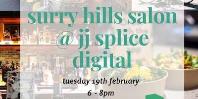 Surry Hills Salon @ jj splice digital