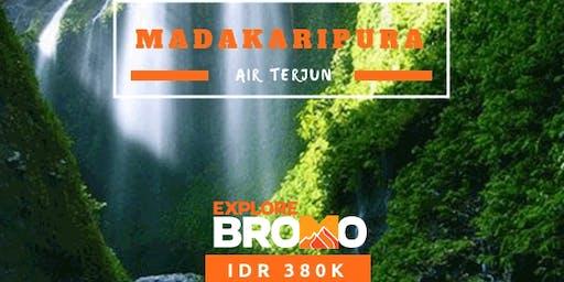 Open Trip Bromo Midnight - Air Terjun Madakaripura