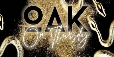 Oak on Thursdays tickets