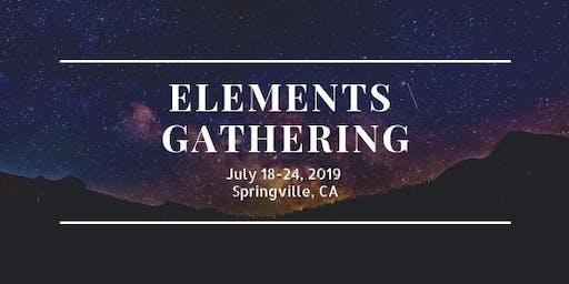 ELEMENTS GATHERING 2019