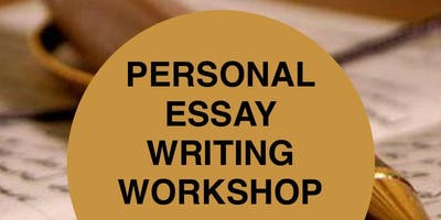 Personal Essay Writing Class