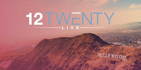 12TwentyLive 2019 User Conference tickets