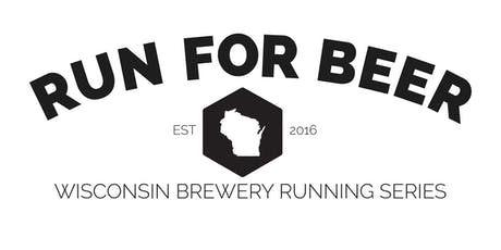 Beer Run - Racine Brewing - Part of the 2019 WI Brewery Running Series tickets
