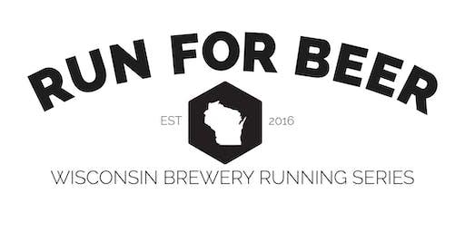 Beer Run - Westallion - Part of the 2019 WI Brewery Running Series