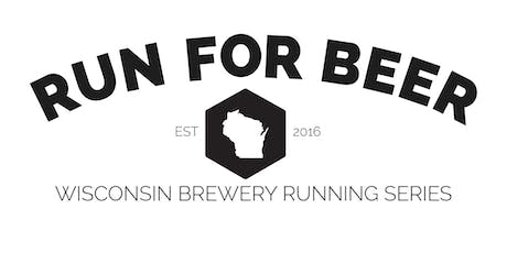 Beer Run - Brewfinity - Part of the 2019 WI Brewery Running Series tickets