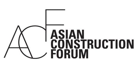 Asian Construction Forum tickets