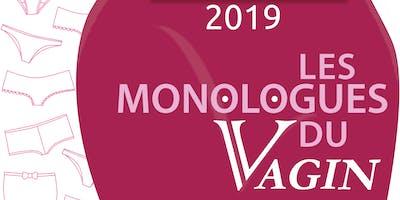 Les Monologues du Vagin 2019