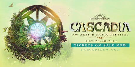 Cascadia NW Arts & Music Festival tickets