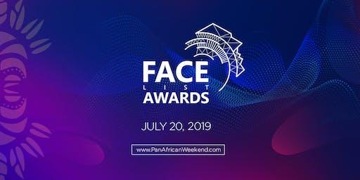 DAY 3: F.A.C.E. List Awards Gala #PAW19