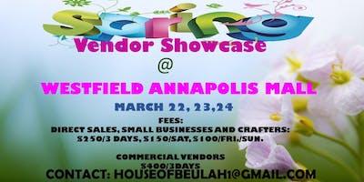 Spring Vendor Showcase @ The Annapolis Mall