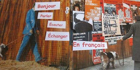 French Conversation Club tickets