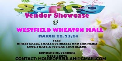 Spring Vendor @ Westfield Wheaton