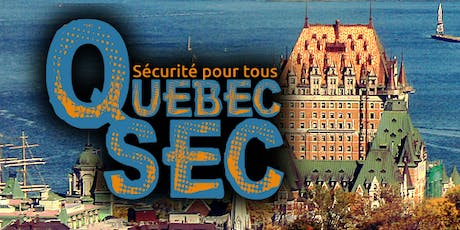 QuebecSec 2019 billets