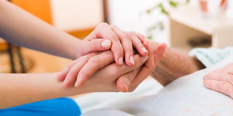 End of Life Care & Letting Go: Providing Care in the Final Stages of Dementia tickets