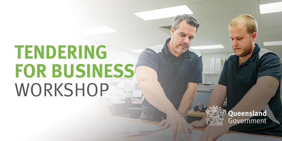 FNQ - Tendering for Business Workshop - Cairn