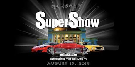 Hanford Super Car Show & Concert Festival tickets