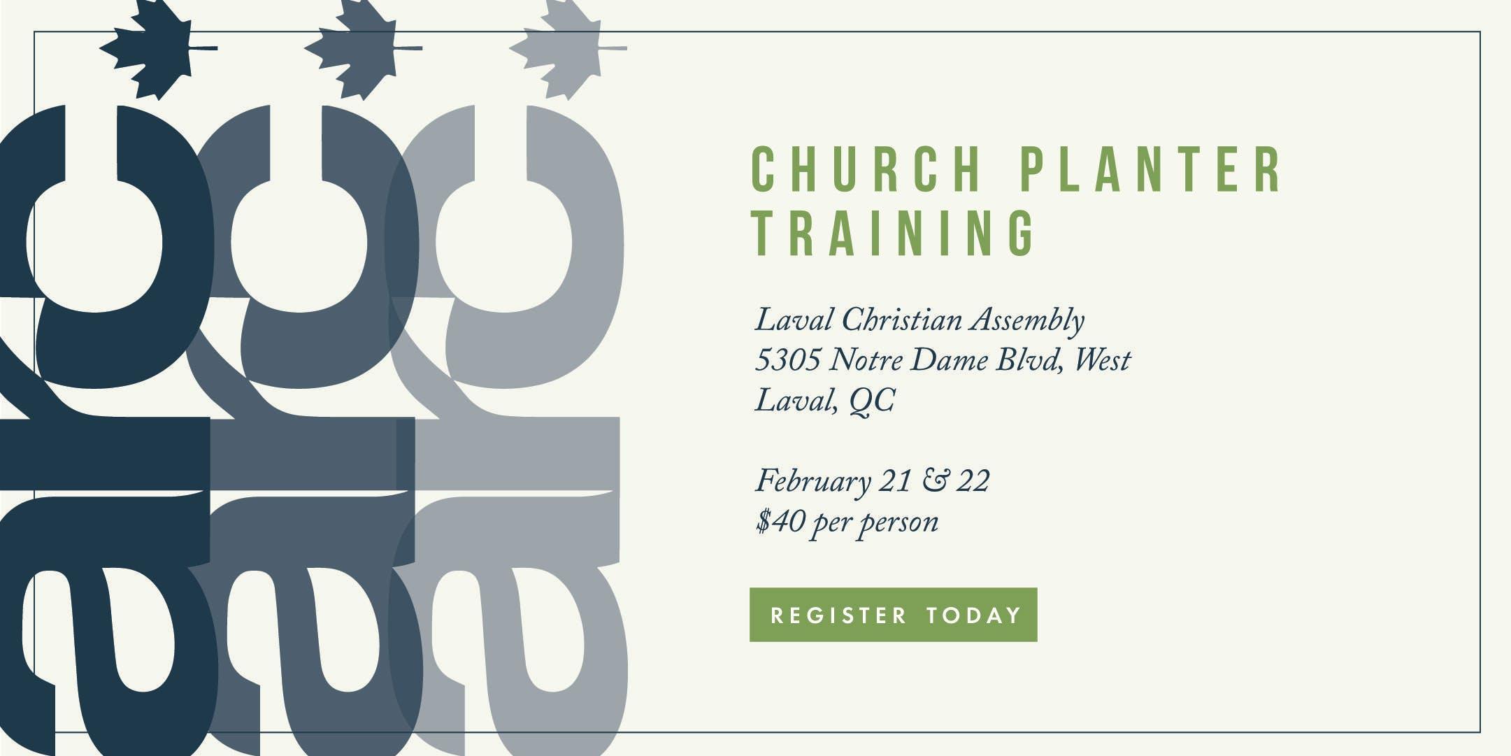 ARC Church Planter Training (bi-lingual)