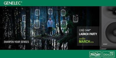 Genelec S360 Product Launch
