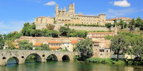 Real Estate & Real Life Tour: Béziers, Pézenas and Marseillan billets