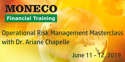 Operational Risk Management Masterclass with Dr. Ariane Chapelle