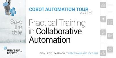 Cobot Automation Tour 2019 | Southampton
