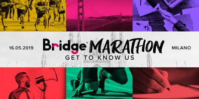 MILANO #4 Bridge Marathon - Get to know us!