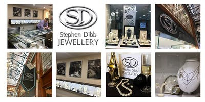 Grand Opening Party - Stephen Dibb Jewellery\