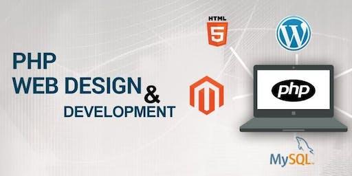 Delhi/NCR - Web Development with PHP/MySQL Training & Certification
