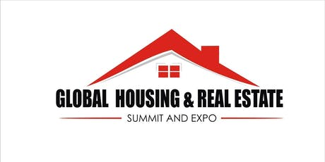 Global housing and real estate summit and expo tickets