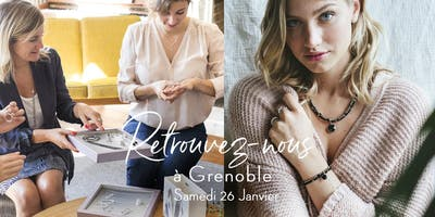 Conseillère Bijoux Nora Ys : découvrez un job de rêve à Grenoble !