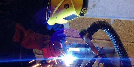 Introductory Welding for Artists (24 June, Afternoon)