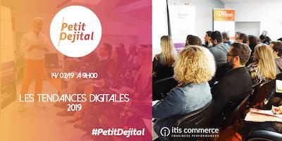 Les Tendances Digitales 2019 | PetitDejital #13