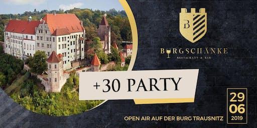♥ +30 Party auf der Burg Trausnitz ♥