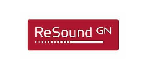 Seminario de producto y programación ReSound entradas