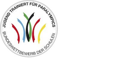 Freiwillige/r Helfer/in: Jugend trainiert für Paralympics - Frühjahrsfinale