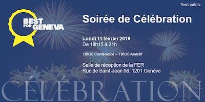 Célébration Best for Geneva - tout public