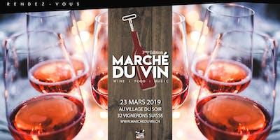 Le Marché du Vin Suisse - GENEVE