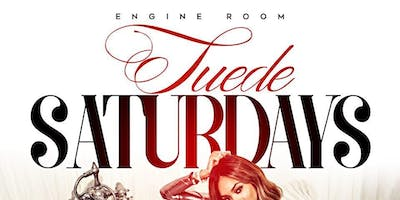 ENGINEROOM Saturdays (FREE ENTRY ON MOES GUESTLIST)