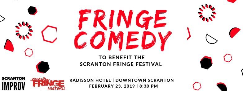 Fringe Comedy Benefit
