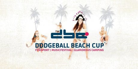 DODGEBALL BEACH CUP 2019 - Festival tickets