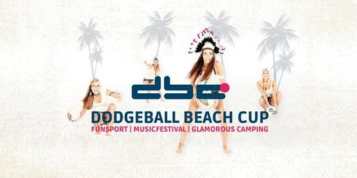 DODGEBALL BEACH CUP 2019 - Festival