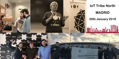 IoT Tribe Tour – MADRID