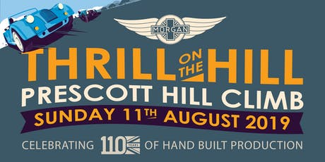Thrill On The Hill 2019 tickets